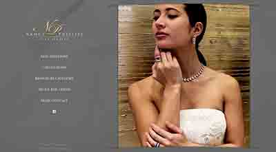Image of Nancy Phillips Fine Jewelry home page